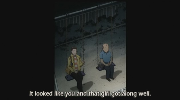 You and the Girl...